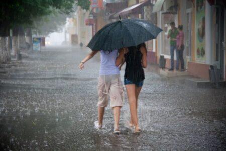 В Тверской области объявили штормовое предупреждение из-за сильных ливней и грозы