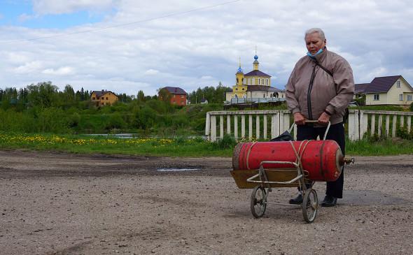 В Тверской области оперативно обеспечат сельских жителей газом в баллонах