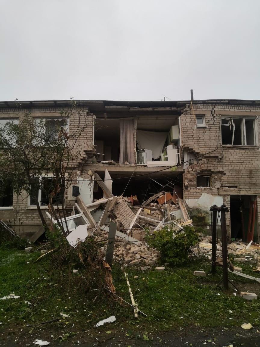 В Тверской области из-за хлопка газа пострадали минимум двое: видео