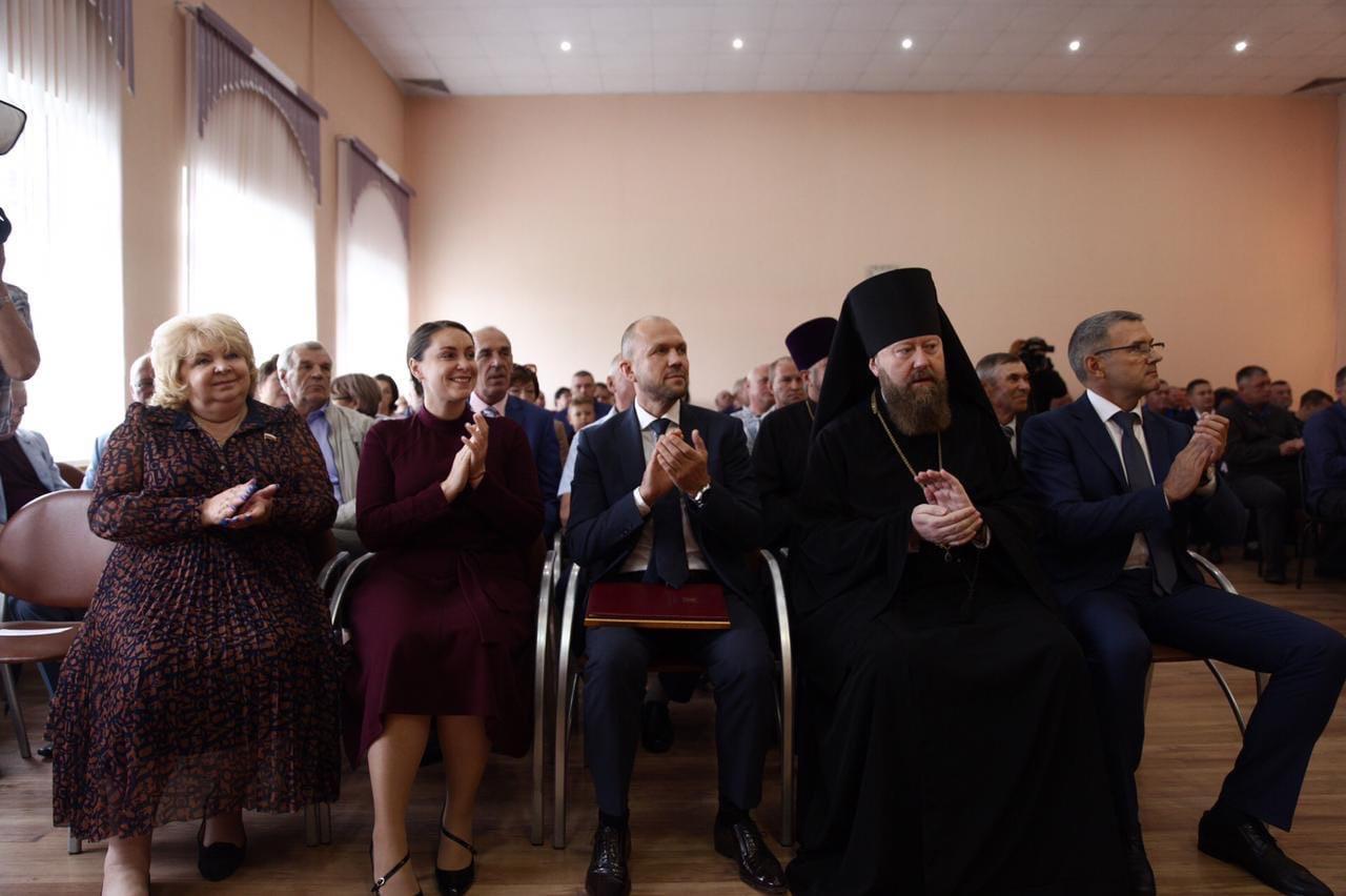 Губернатор Игорь Руденя обратился к жителям Бежецка по случаю Дня города