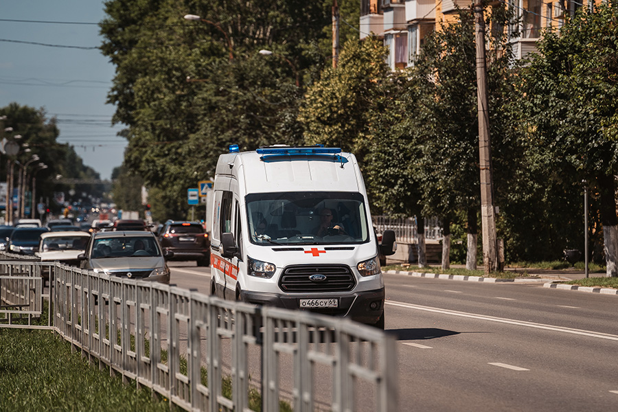 В Твери машина сбила 10-летнего мальчика