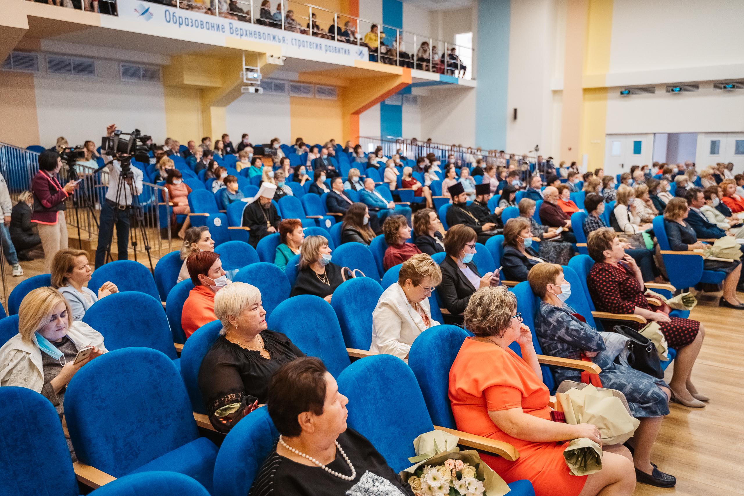 Тверские педагоги подключились к образовательным инициативам Юлии Сарановой