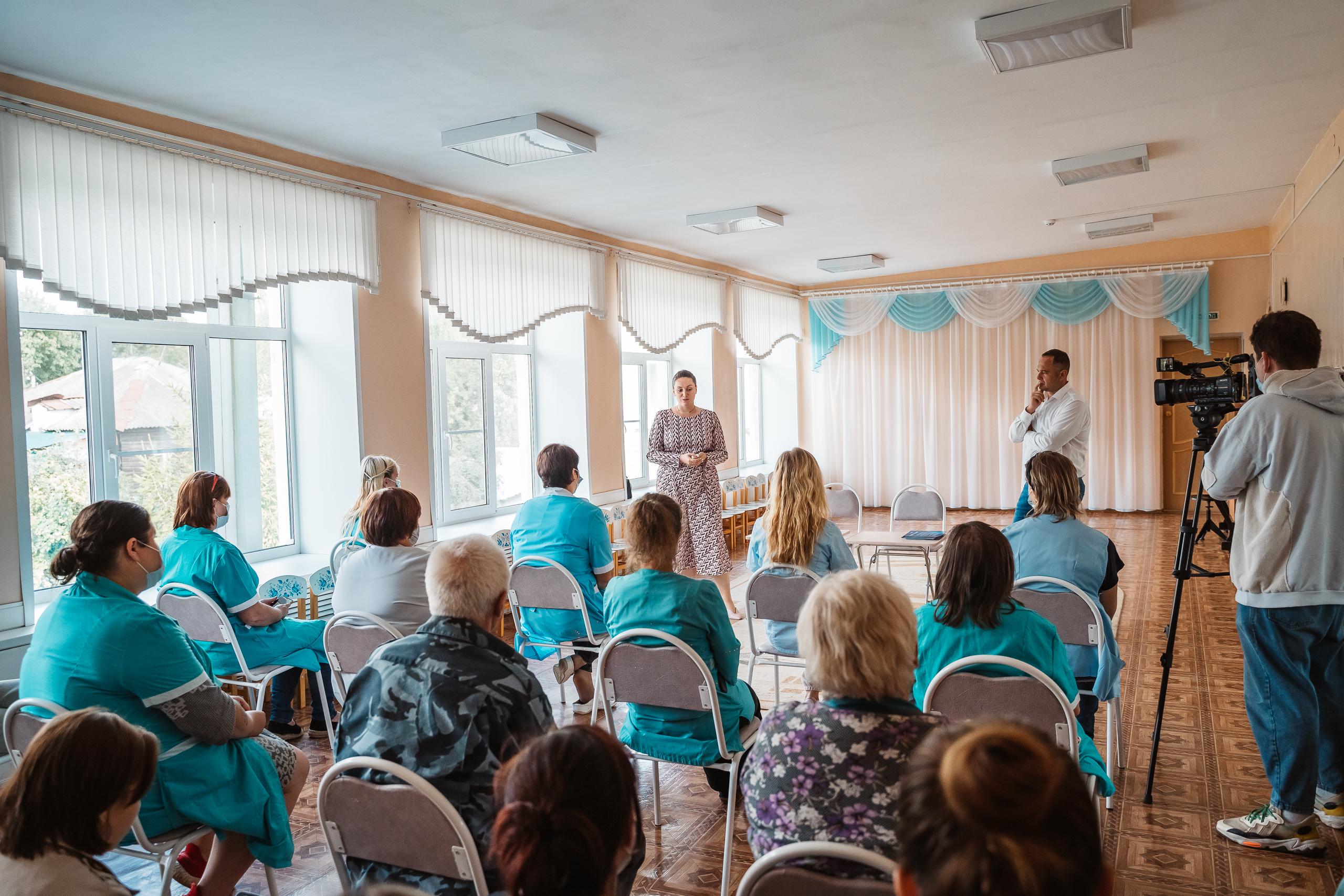 Не просьба, а крик души: у Юлии Сарановой попросили помощи воспитатели детского сада