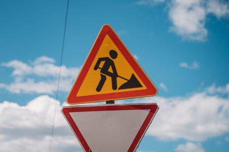 Из-за модернизации водовода и ремонта дорог в Твери перекрыли несколько улиц