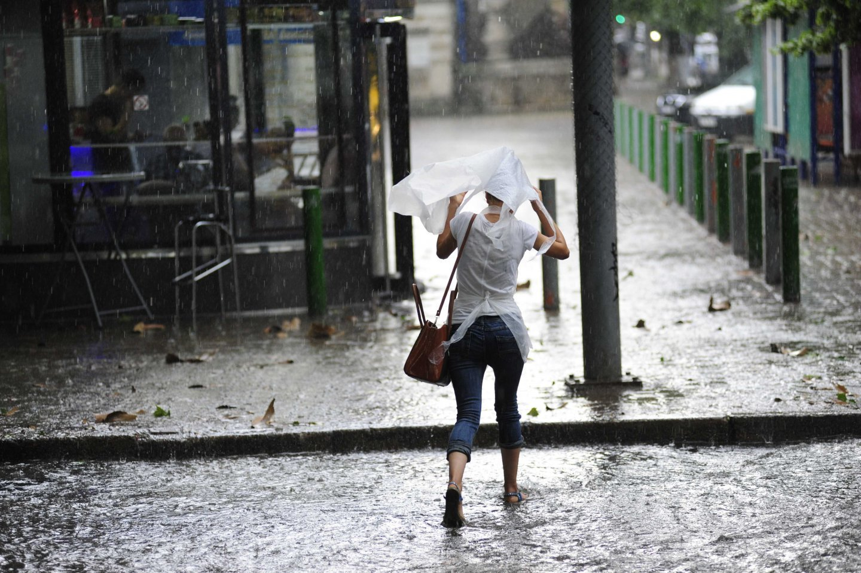 Дожди будут заливать Тверскую область почти без перерыва