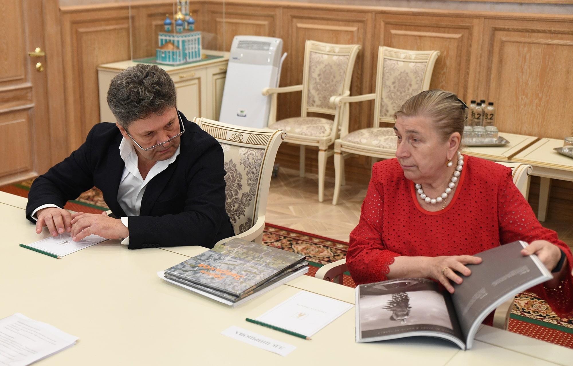 В Верхневолжье создается Совет по культуре при губернаторе Тверской области