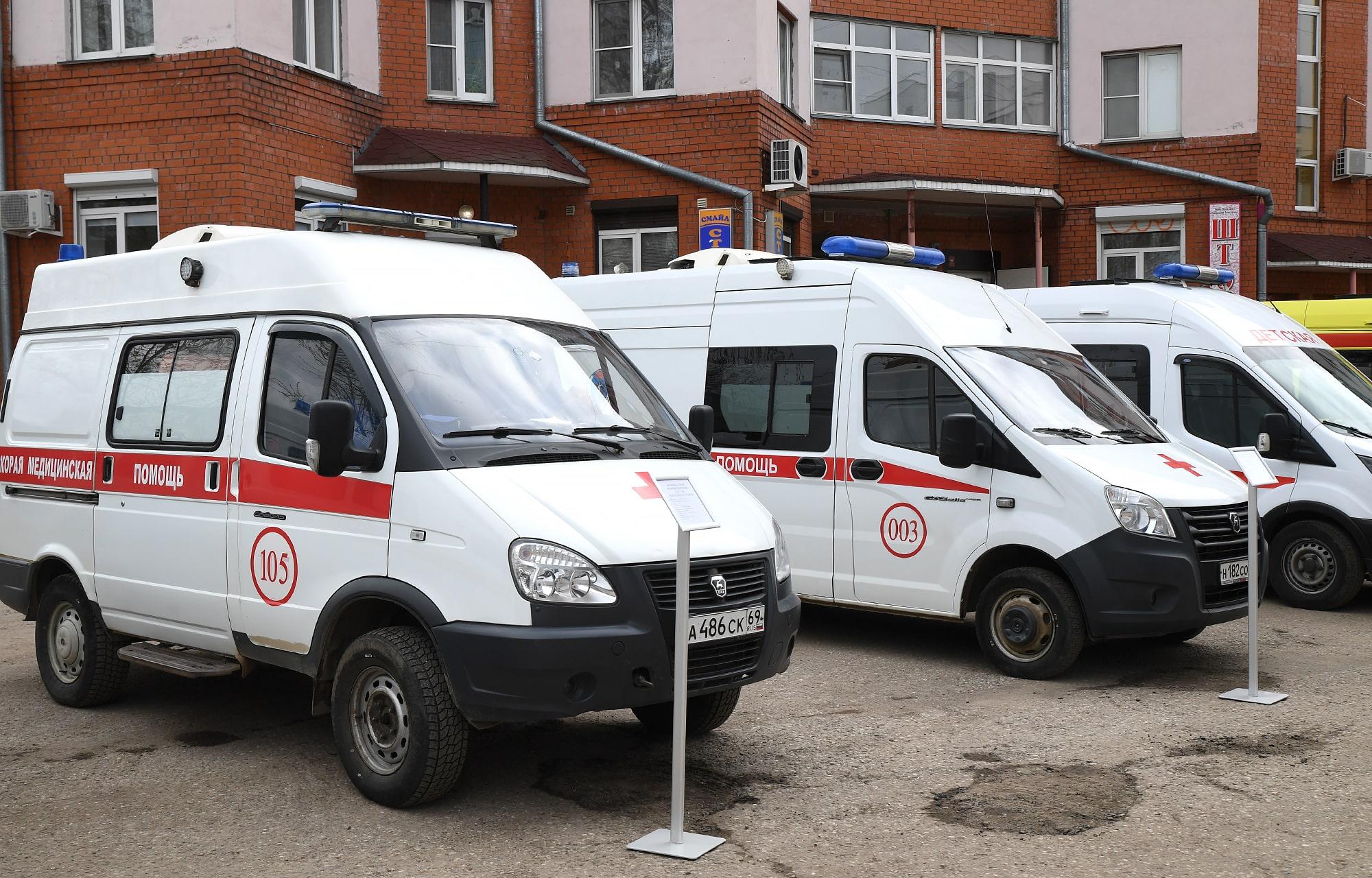 С 2022 года все отделения скорой помощи Тверской области подключат к Единому диспетчерскому центру