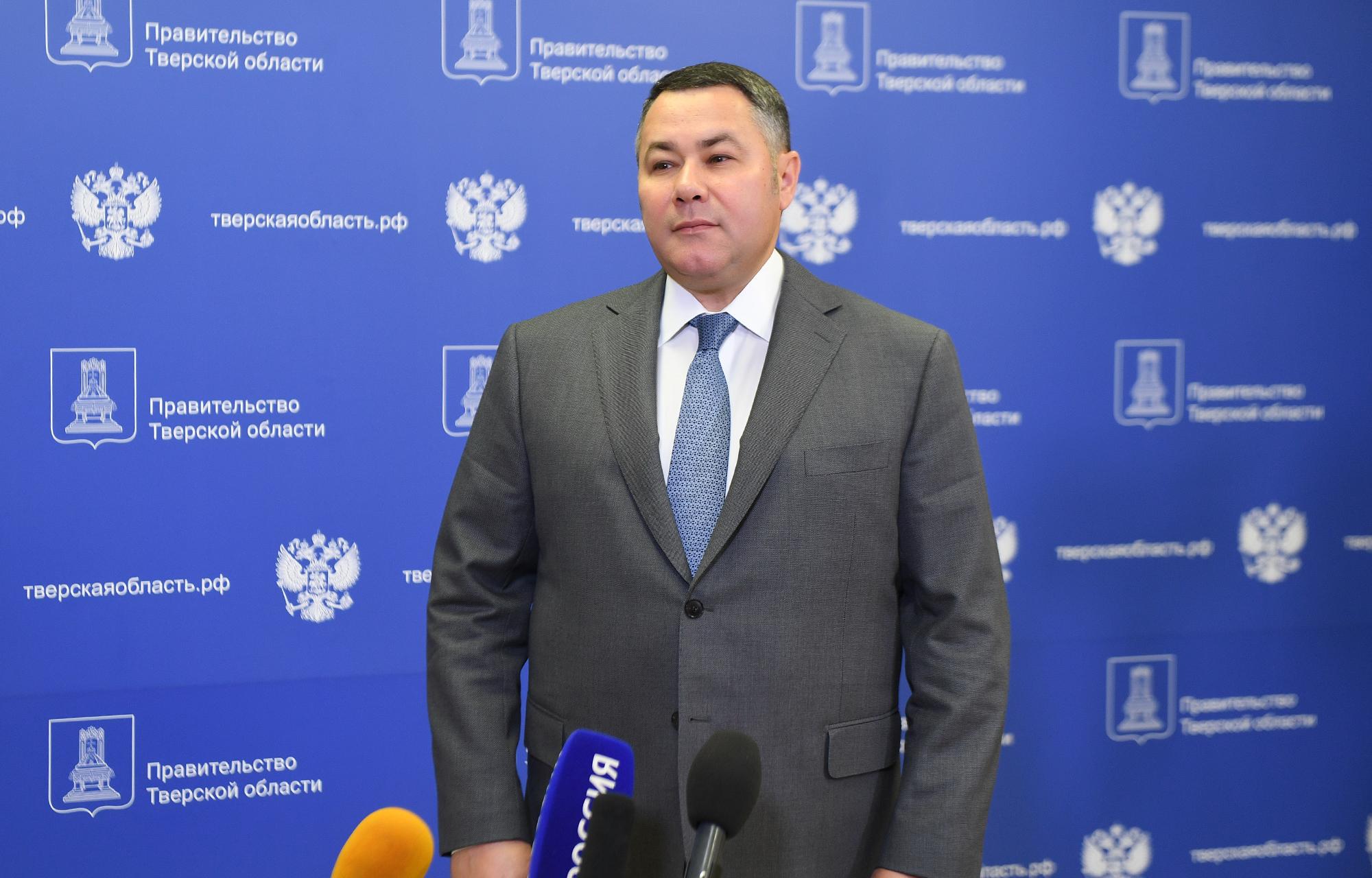 В Тверской области законодательно утвердят запрет на ввоз строительных и других отходов