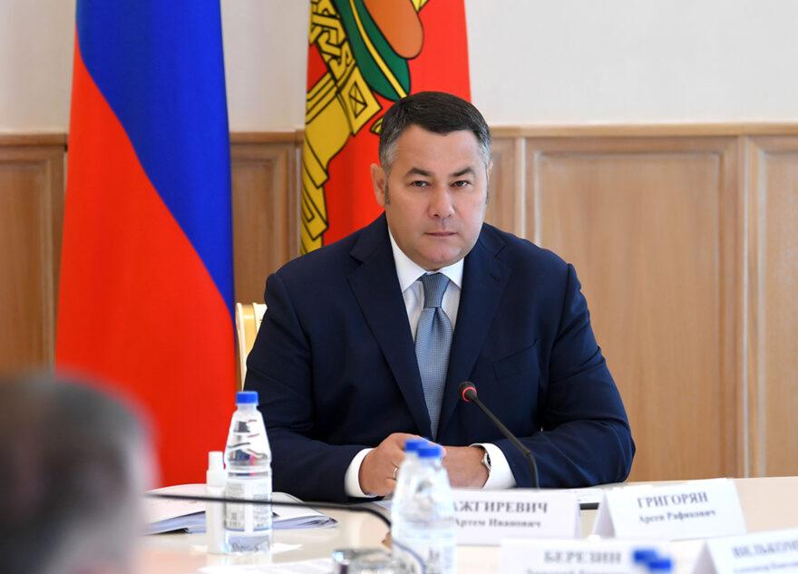 Игорь Руденя вошел в рейтинг «Губернаторская повестка» с решением о господдержке сельхозпроизводителей