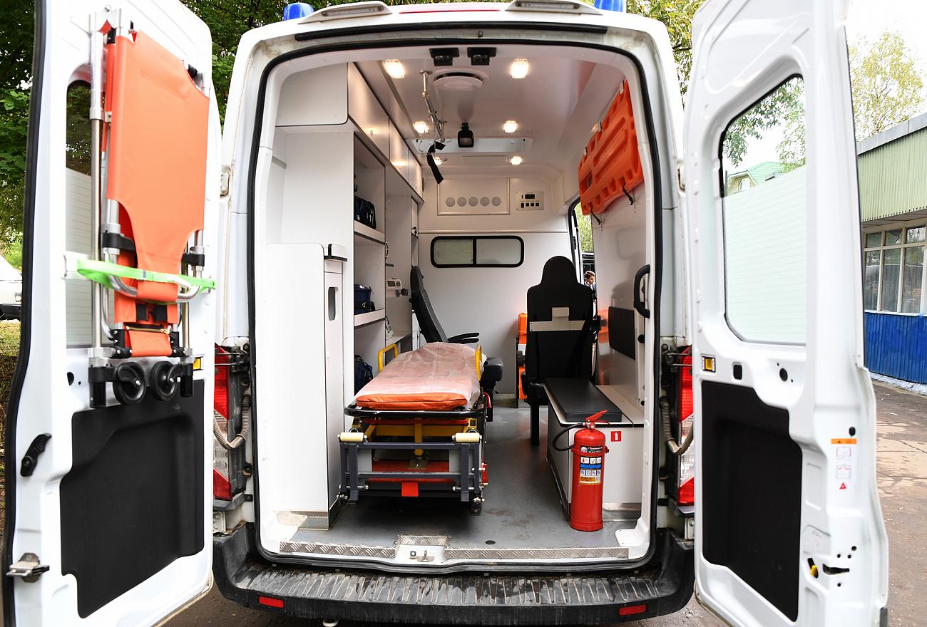 В Тверской области планируют построить модульное здание для подстанции скорой медицинской помощи