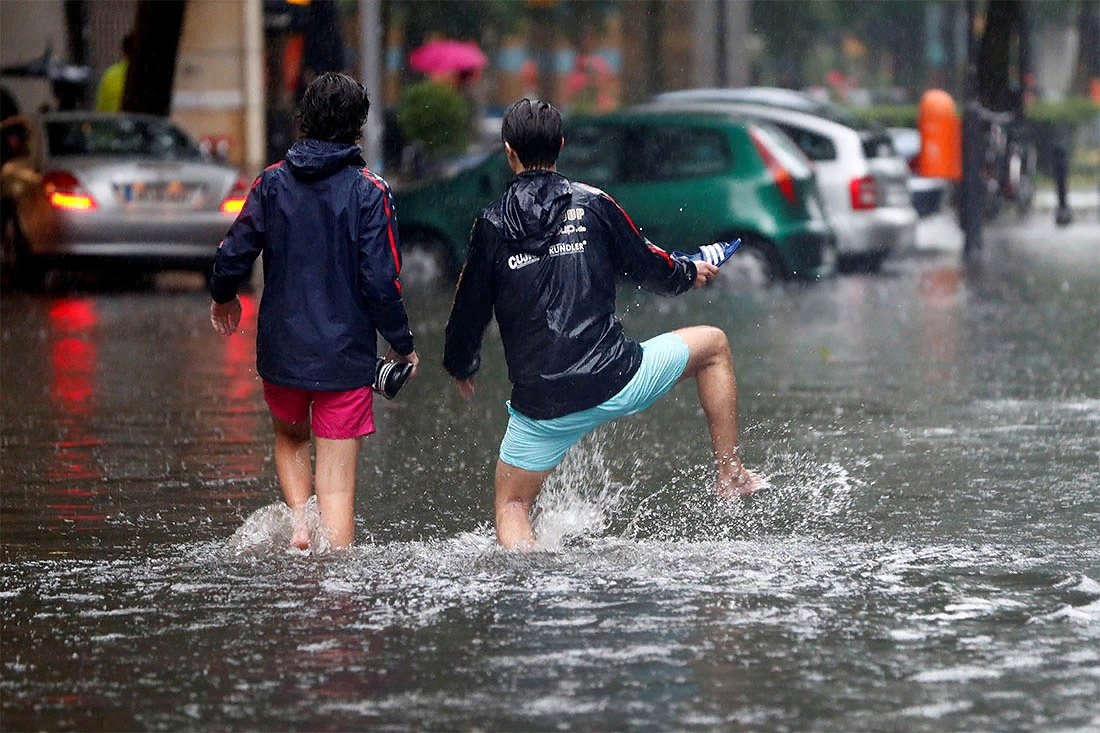 Сегодня в Тверской области будет большой потоп