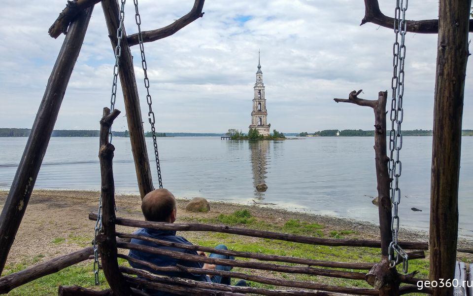 В Калязине объявили конкурс фотозон в Городском парке