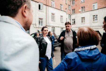 Программа нашего двора: на празднике ППМИ Юлию Саранову попросили помочь с новым проектом