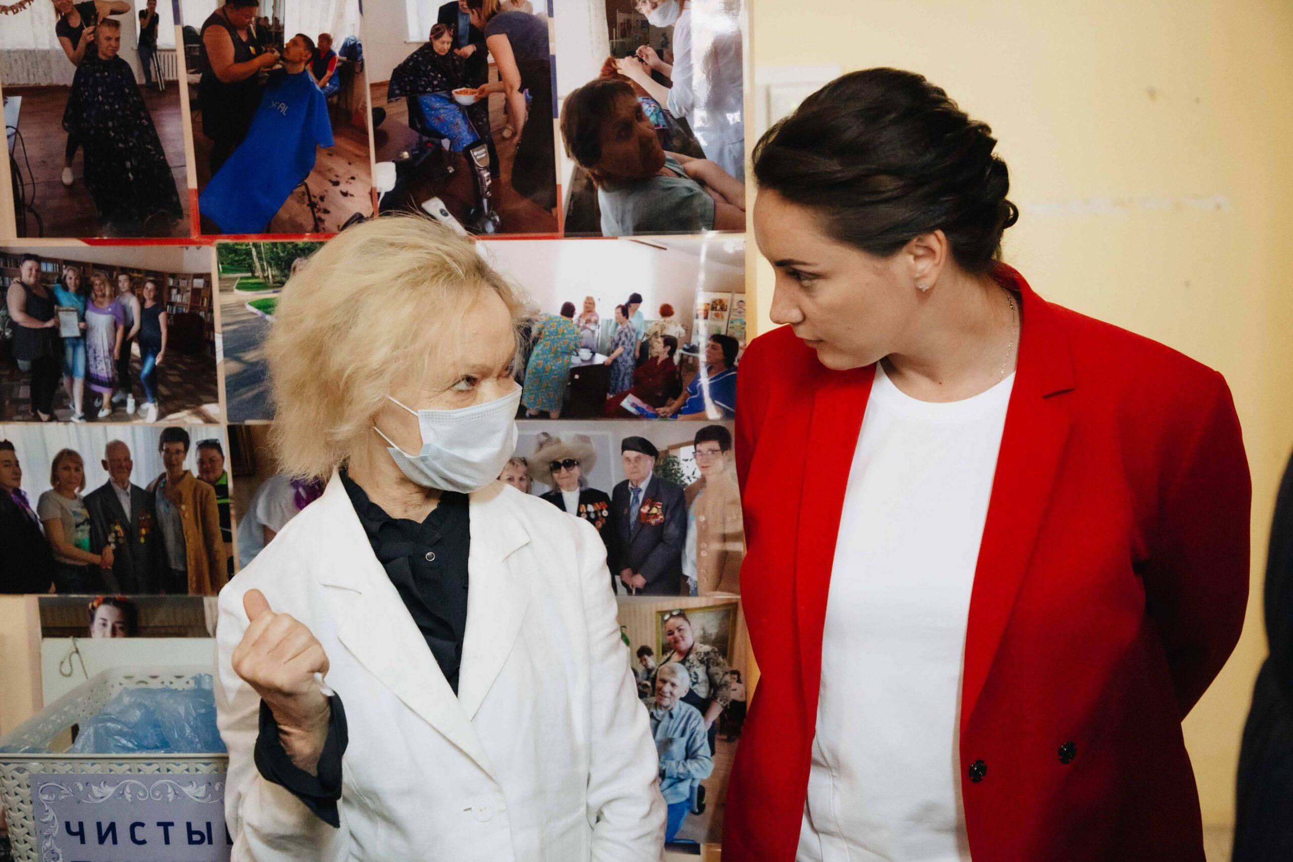 В Твери открылась первая парикмахерская для людей с особыми потребностями