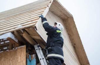 Больше 60 домов восстановили в Андреаполе после буйства стихии