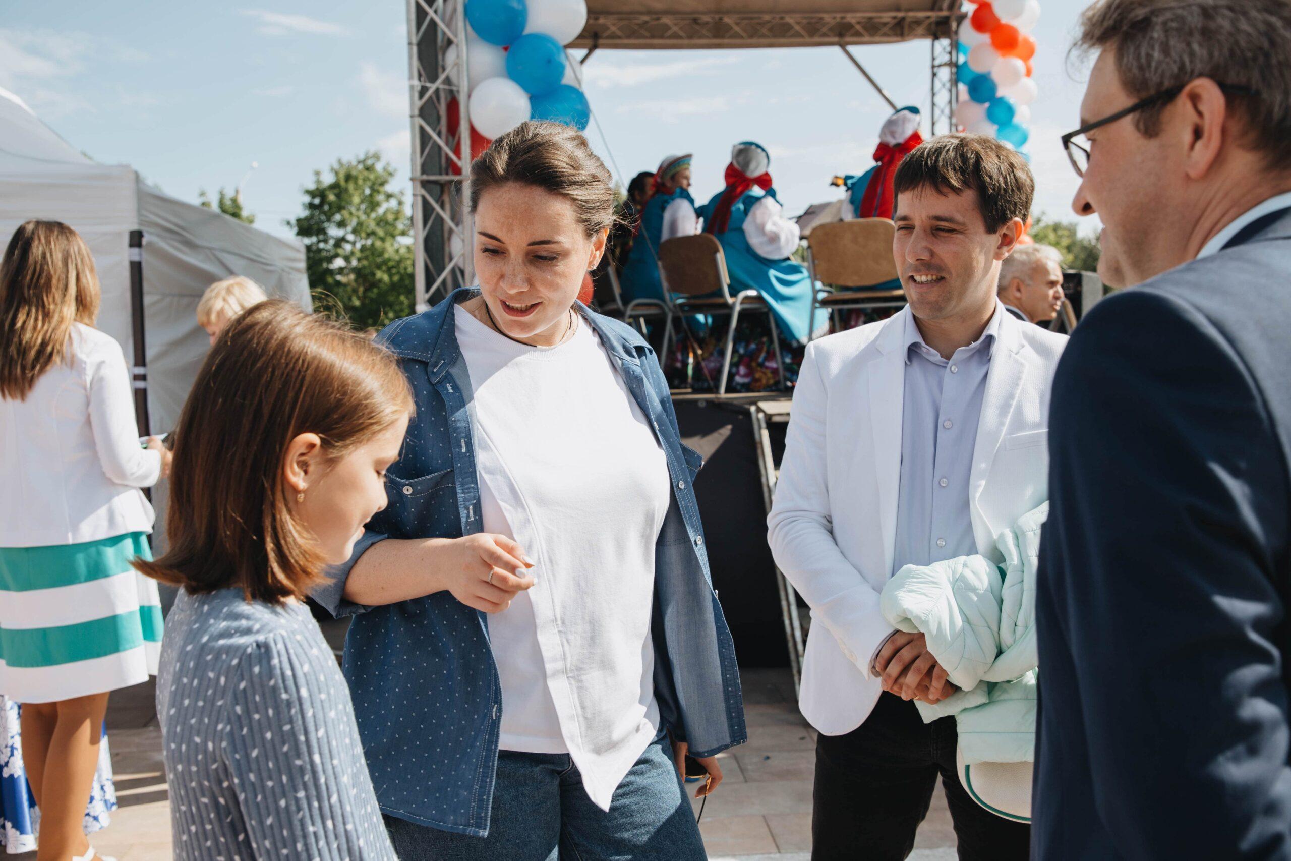 Богатый урожай и праздник муниципалитета: Юлия Саранова побывала в Удомле