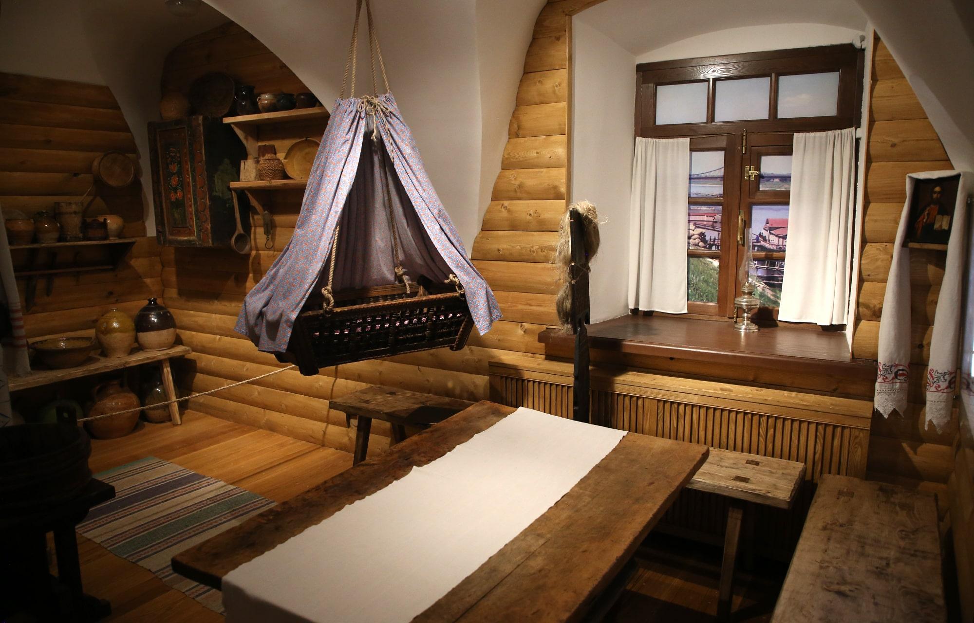 Игорь Руденя и Владимир Васильев посетили филиал Тверского государственного объединенного музея