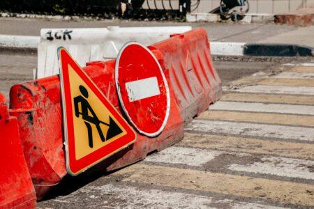 Ещё 3 улицы Твери будут перекрыты из-за ремонта дорог