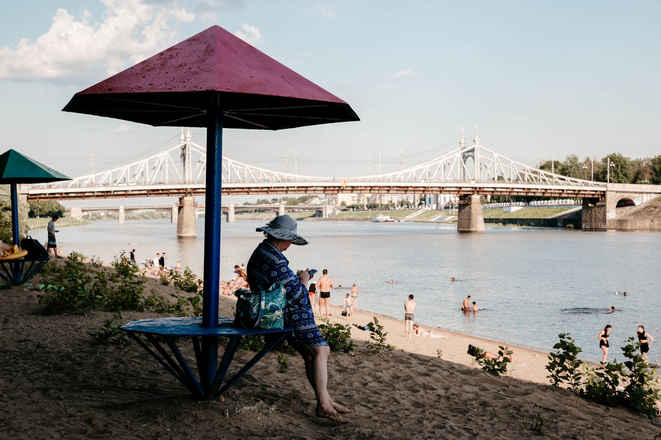 В Тверь любят приезжать не только молодые, но и пожилые туристы