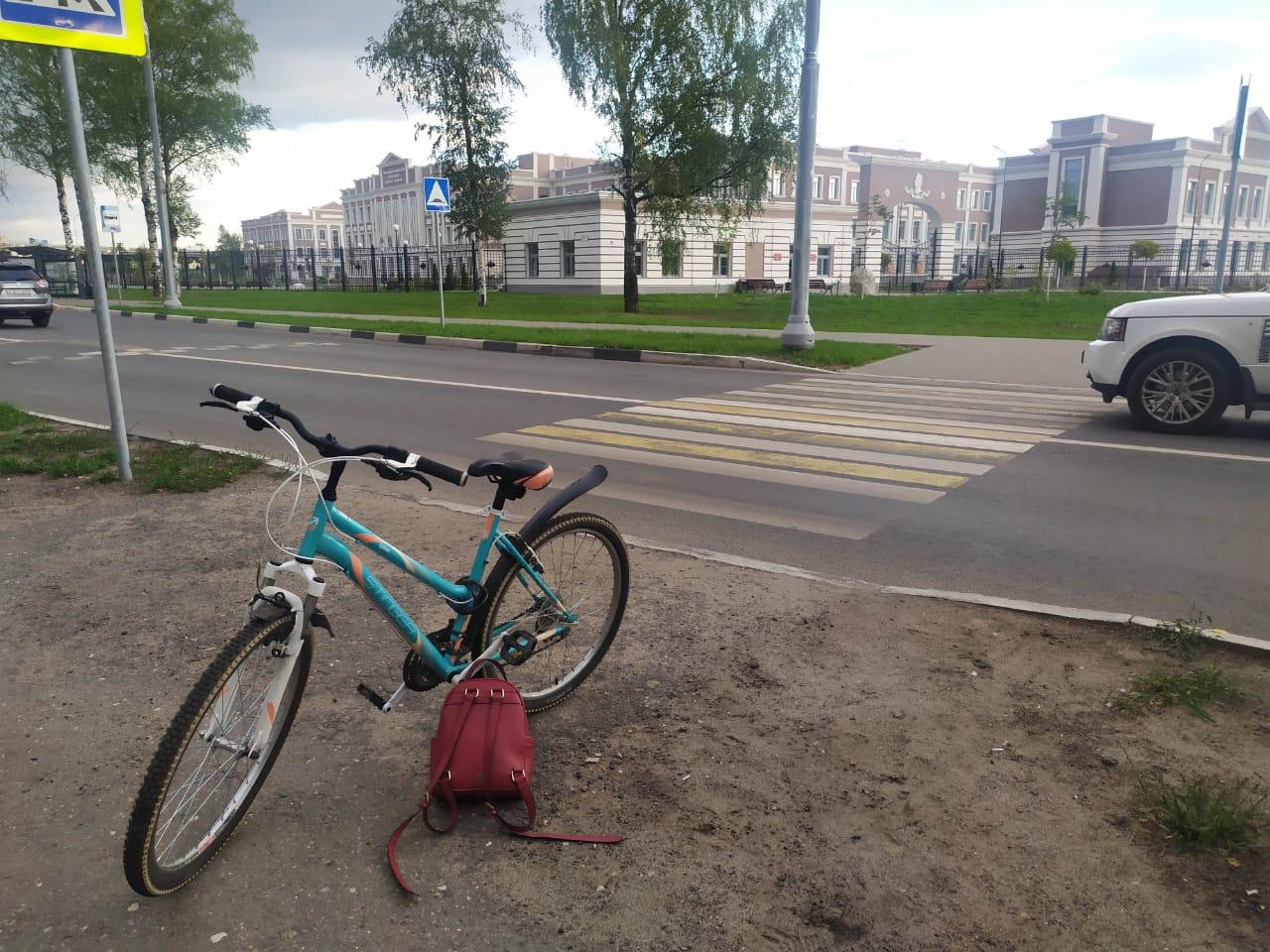 В Твери водитель «Шевроле» сбил 11-летнюю девочку на пешеходном переходе