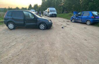 Водитель без прав стал виновником ДТП с тремя пострадавшими в Тверской области