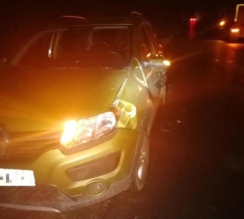 15-летняя велосипедистка попала под колёса иномарки в Тверской области