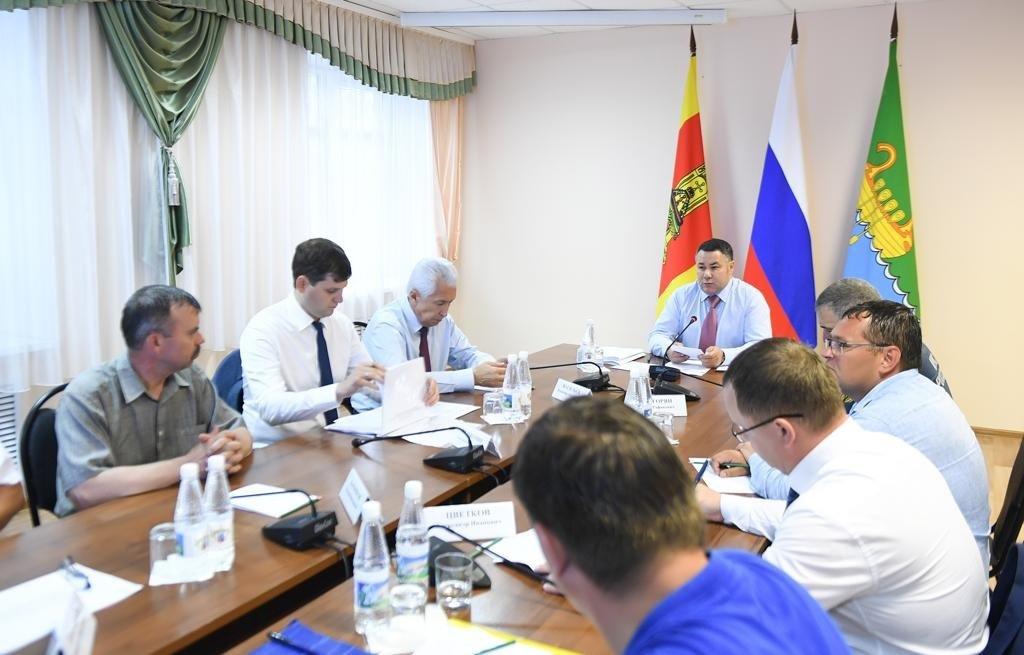 Игорь Руденя: В такую минуту нужно быть рядом с людьми и помогать им