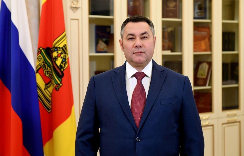 Губернатор Тверской области поблагодарил шахтёров за их труд на благо России
