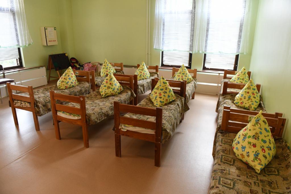 В Андреаполе открыли круглосуточную группу для детей, чьи семьи пострадали от урагана