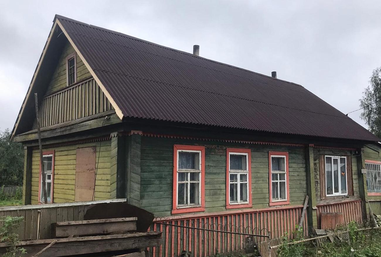 Пострадавшие от стихии жители Тверской области скоро получат новое жильё