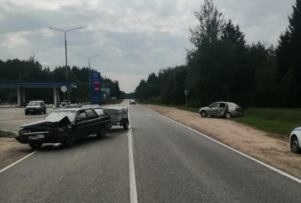 В Тверской области пенсионерка пострадала из-за водителя, который не уступил дорогу