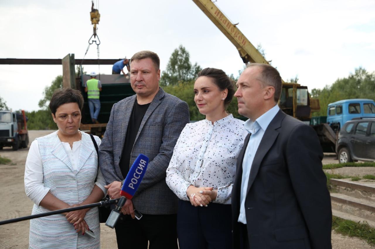 В Бежецком районе установят больше 80 новых контейнеров и бункеров для мусора
