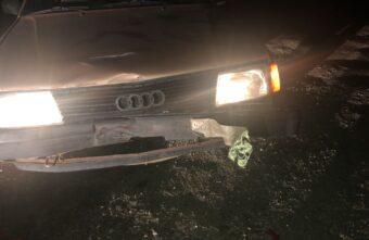 В Тверской области столкнулись Audi и мопед, пострадал подросток
