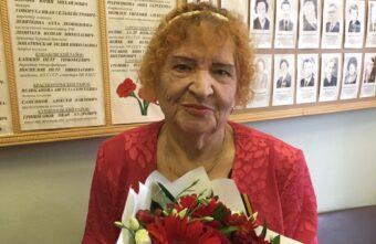 Участница Великой Отечественной войны Галина Макеева отмечает 96-летие