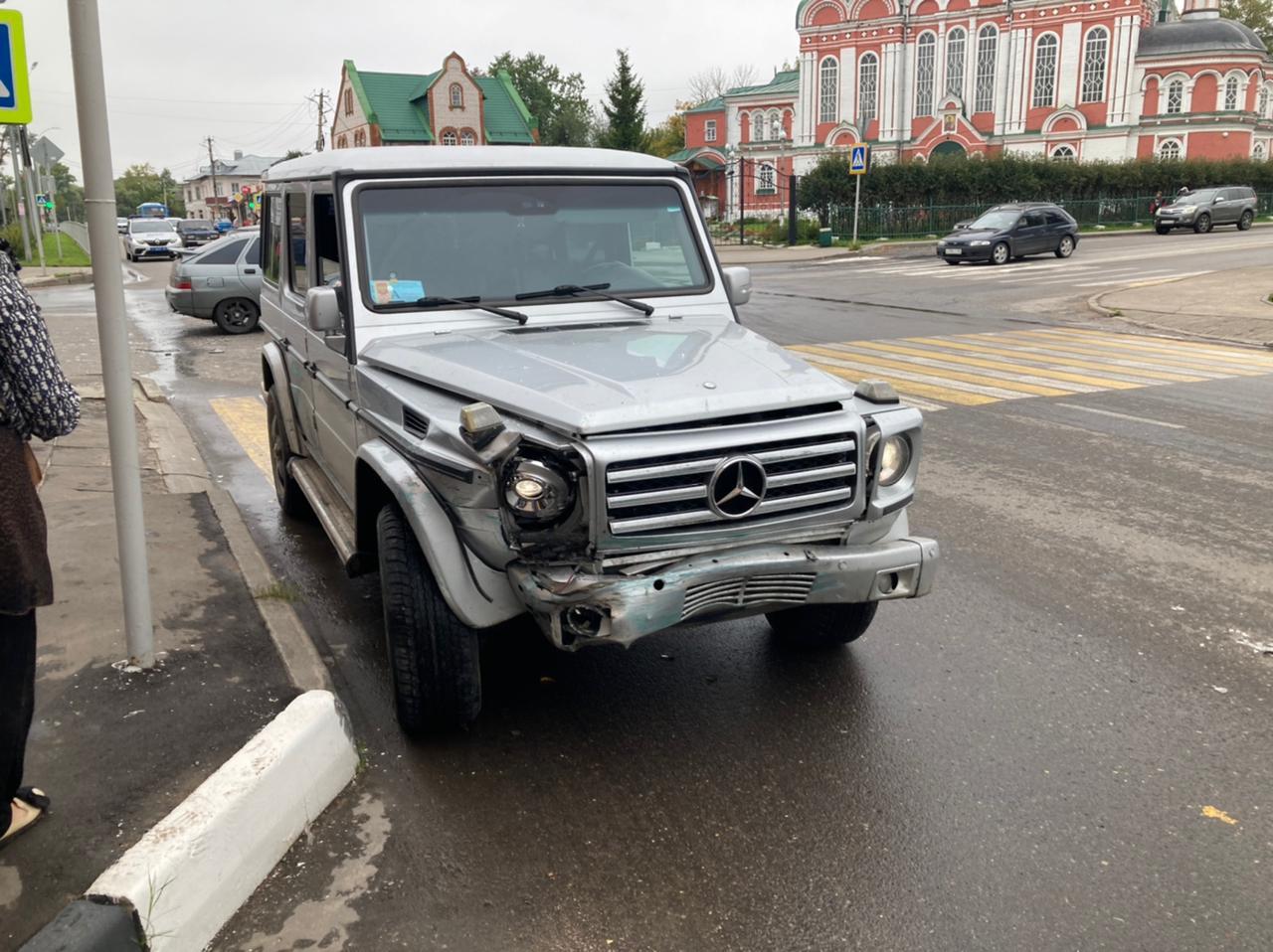 В Тверской области произошло тройное ДТП, есть пострадавшие