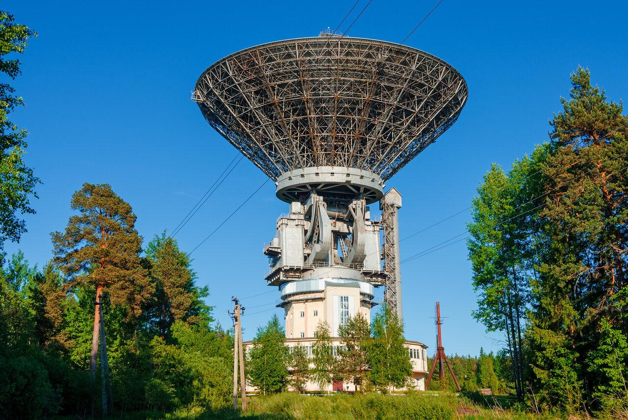 Калязинская обсерватория помогает управлять космическими аппаратами за 400 миллионов километров