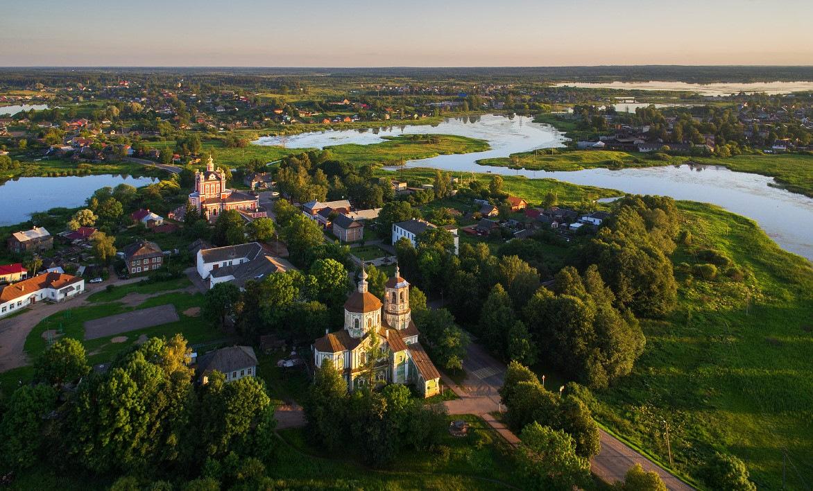Губернатор Тверской области попросил поддержки у президента в праздновании 950-летия Торопца