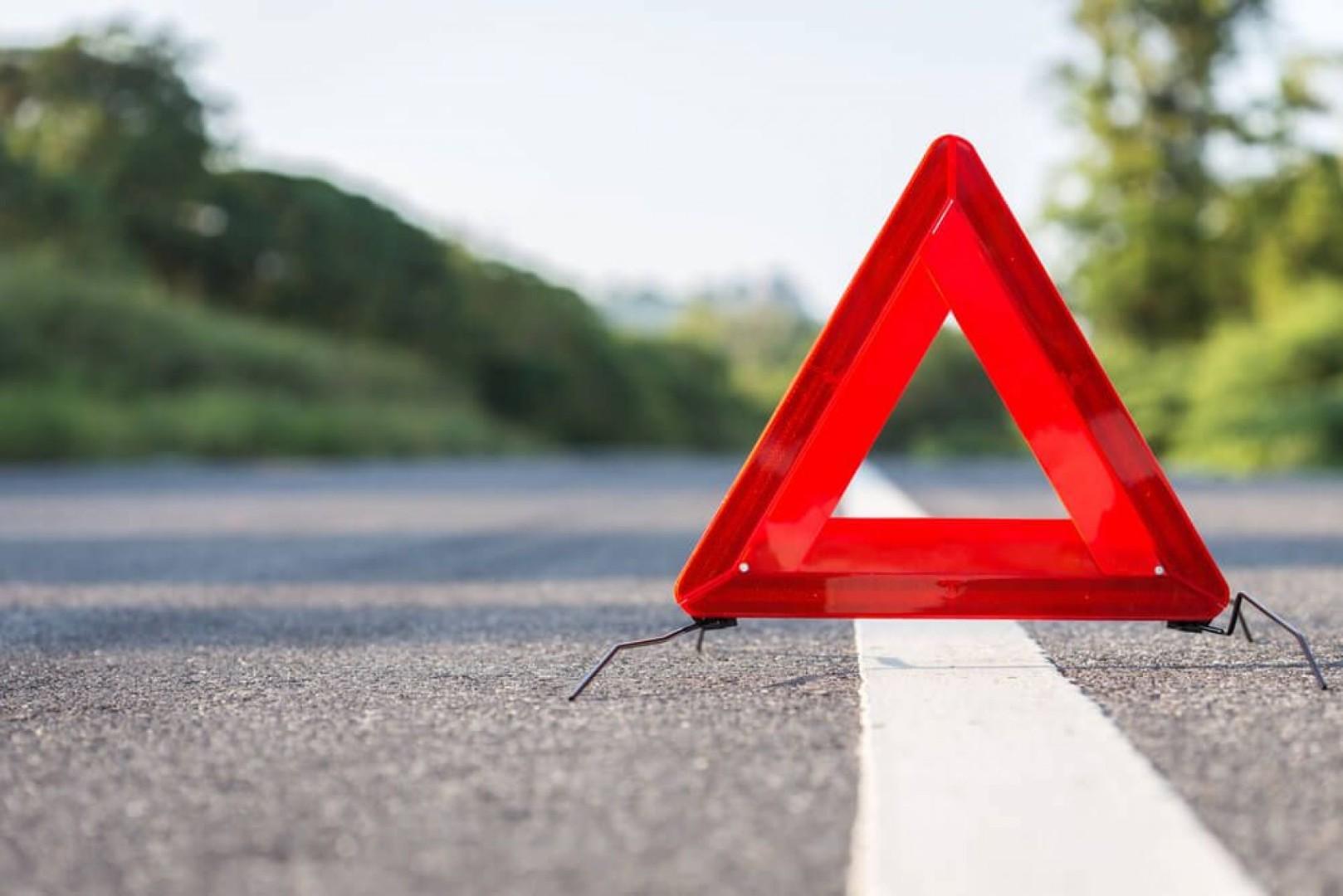 Водителя иномарки пришлось госпитализировать после аварии на тверской трассе