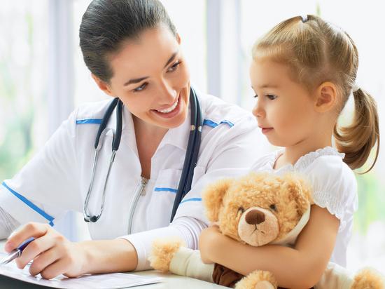 Детские врачи будут принимать маленьких пациентов в Оленинской ЦРБ