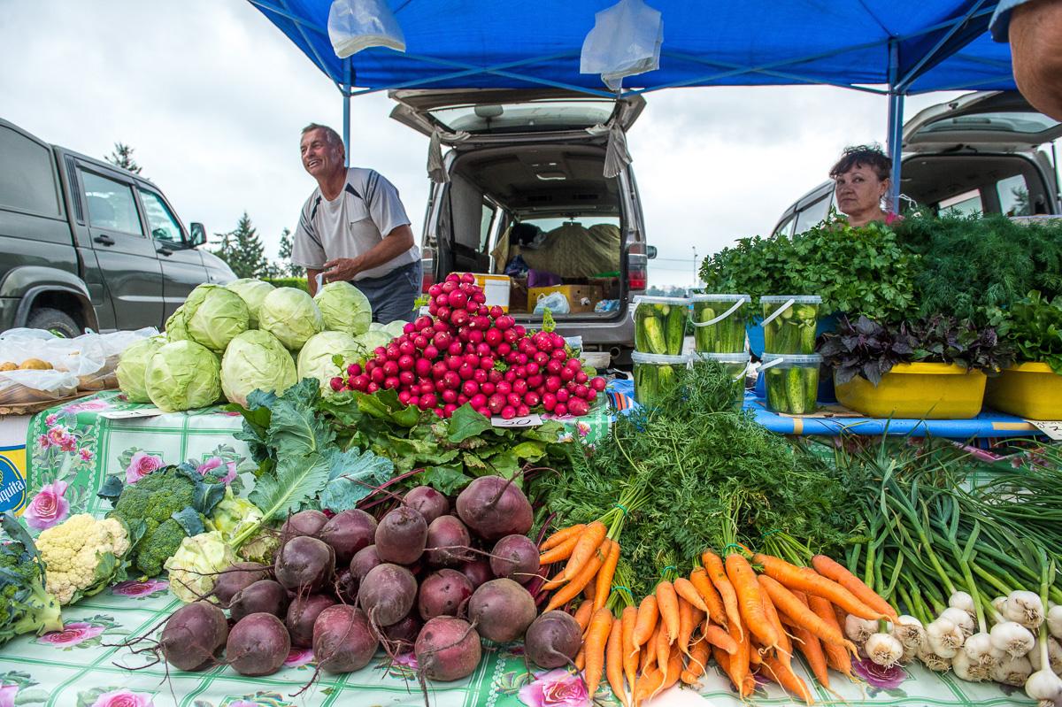 В Тверской области увеличат количество сельхозярмарок
