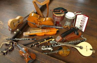 В Твери вор похитил 300 инструментов и 13 музыкальных мундштуков