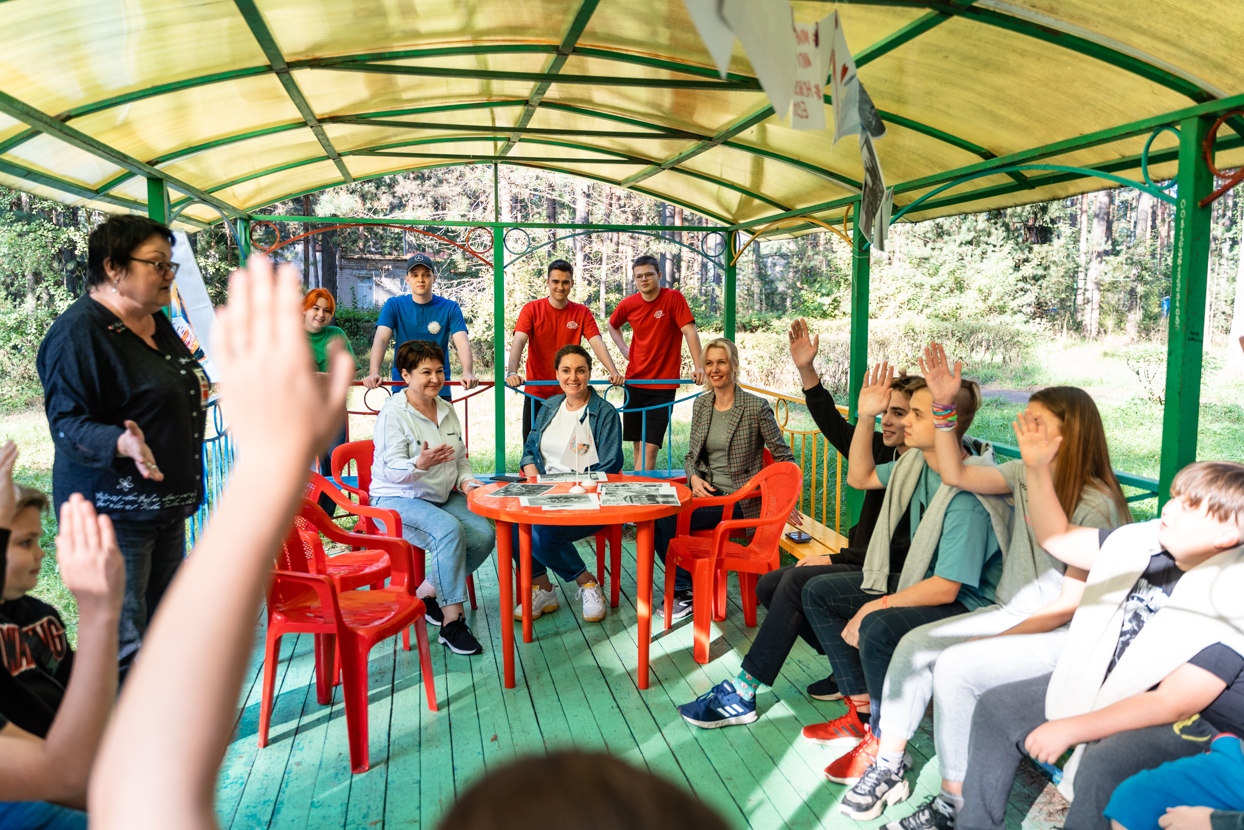 Тверской «Романтик»: каким должен быть детский лагерь, решают дети