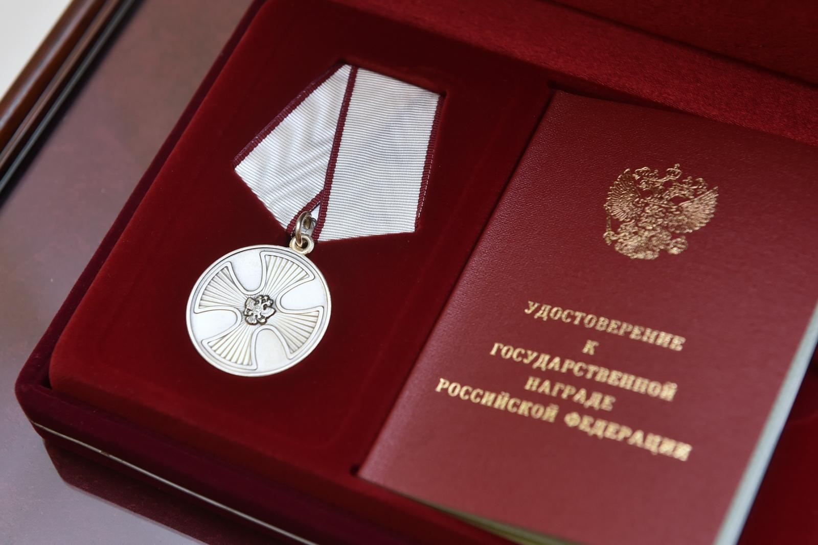 Владимир Путин наградил храбрых школьников из Тверской области