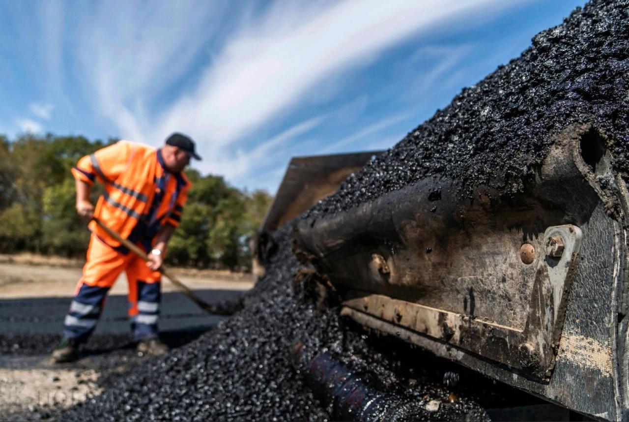 Два года будут ремонтировать дорогу из Тверской области в Московскую