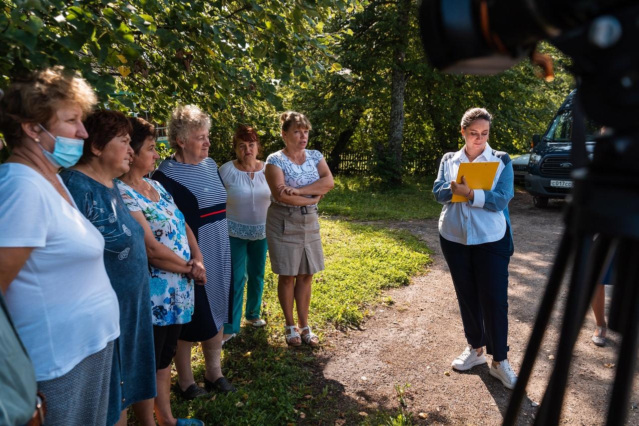 Медицине пора к пациенту: Юлию Саранову просят подключиться к решению самой острой проблемы села