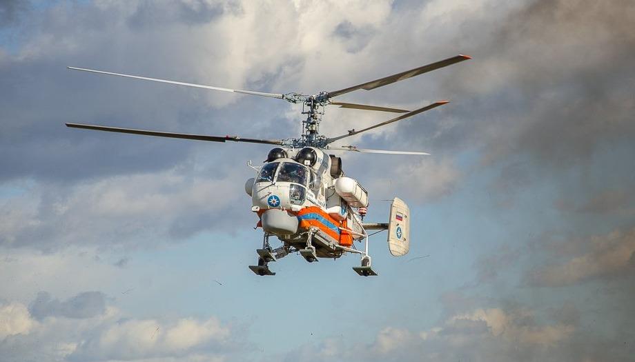 Медицинский вертолёт экстренно доставил пациентов в Тверь