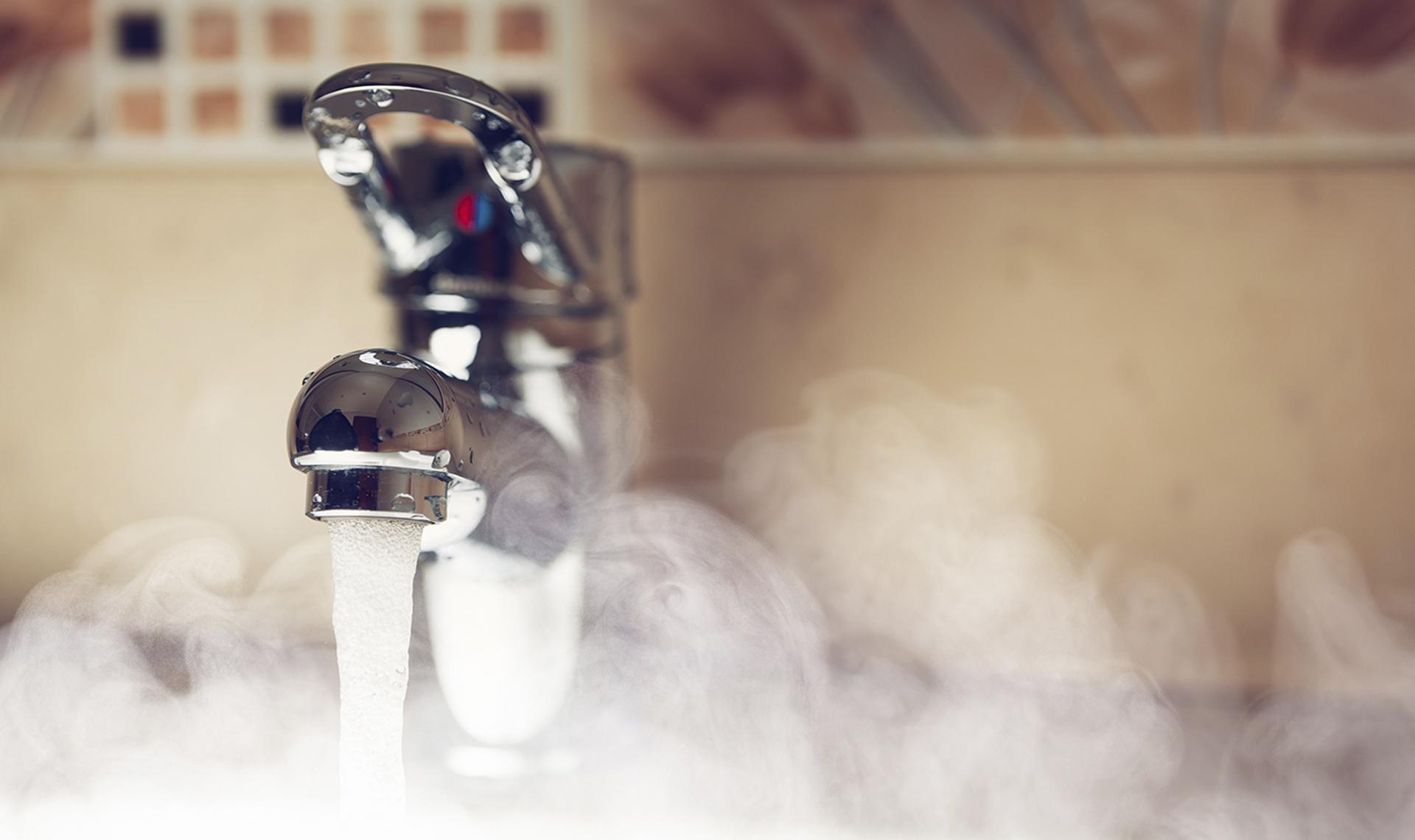 Жителям Нелидова Тверской области вернули горячую воду