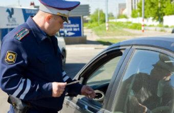 В Тверской области мужчина показал инспектору фальшивку вместо прав