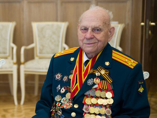 Губернатор Игорь Руденя обратился к тверским ветеранам –  участникам Курской битвы