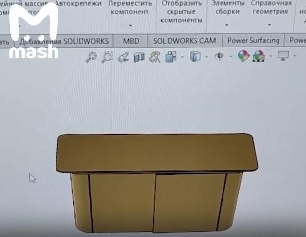 После трагедии в Перми тверской дизайнер разработал проект бронированной парты